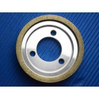 Cheap Metal bond Bowl Shaped Diamond Grinding Wheel for Glass edge machine for sale