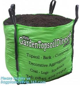 Best PP Woven Big Bulk Cement Packaging Rice Jumbo Bag Sack,PP jumbo bag/ big bag/ton bag for sand, building material, chemic wholesale