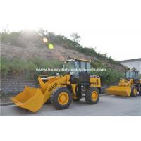 Best 938 Wheeled Frond End Loader With 40km/H Max.Speed Of Yj315 Transmission Grab Fork As Optional wholesale