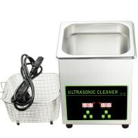Best Custom Ultrasonic Fuel Injector Cleaning Machine Small Ultrasonic Cleaner 2L wholesale
