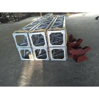 Best Frame Style Antenna Tower Gin Pole Tower Erection Tools For Overhead Power Line wholesale