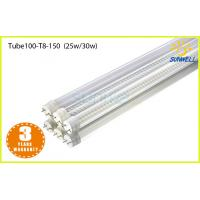 China Epistar LED T8 Tube Fixture 25w / 5 foot fluorescent tubes 6500K on sale