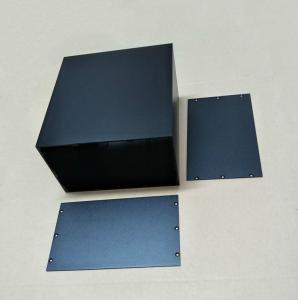 Best Anodized Extruded Aluminum Enclosure 120x200x220mm wholesale