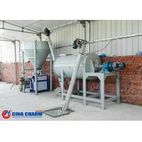 Best Adhesive Industrial Cement Mixer , 3 - 5mins Dry Mortar Equipment For Tile wholesale