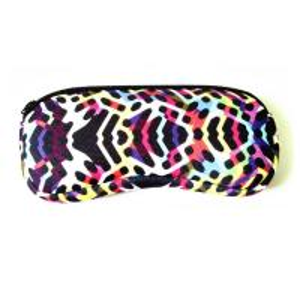 Best Portable Travel Zipper Soft Neoprene Sunglasses bag.SBR Material. Size is 19cm*8.7cm. wholesale