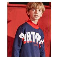 Best New Latest Design Boys High Quality Pullover Sweatshirt with Printed Pattern Age 4-10 wholesale