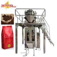 Best Vertical Form Fill Seal Granule Packaging Machine For Quad Seal Bag wholesale
