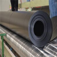 China hdpe smooth geomembrane liner for aquaculture farming liner on sale