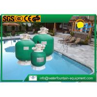Best Bobbin Wound Swimming Pool Filter With Top Mount High Rate Chemical Resistant wholesale