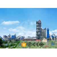 Best Kaolin Ceramsite Cement Manufacturing Plant 220V 380V For Metallurgy Chemical wholesale