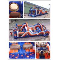 Best Pirate Inflatable Obstacle Course Game wholesale