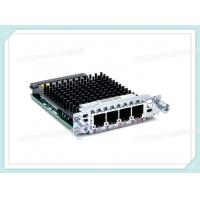 Best VIC2-4FXO Cisco Four-port Voice Interface Card 4 x FXO WAN For 2800 3800 2900 3900 wholesale