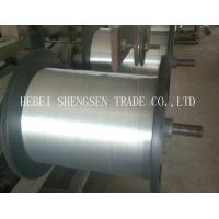 China Electro Galvanized Iron Wire / GI Binding Wire 18 Gauge For Express Way Fencing on sale