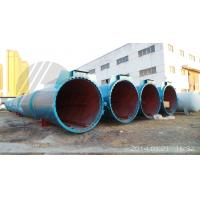 Best Aluminum Powder Brick AAC Stainless Steel Autoclave Aerated Cement Blocks wholesale
