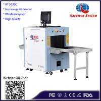 Best Windows 7 System Airport Security X Ray Machine For Parcels140kv Generator AT5030c wholesale