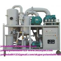 Buy cheap Double-Stage Vacuum Automation Insulation Oil Purifier Series ZYD-A from wholesalers