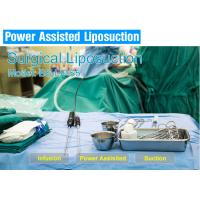 Best Aesthetic Power Assisted Liposuction Machine , Upper Arm Surgical Suction Slimming Machine wholesale