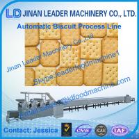 Best Jinan Leader Machinery Automatic Biscuit Process Line / Biscuit making lines wholesale