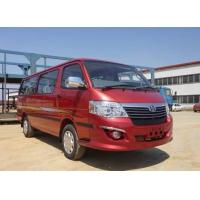 Best Diesel Engine Van Mini Bus , Mini Bus Van Maximum Carrying Capacity 15 Passengers wholesale