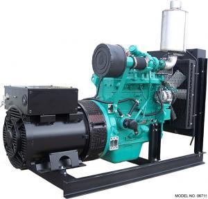 Best 50KVA 40KW CUMMINS Diesel Generator Set , 1500 RPM Diesel Generator With Stamford Alternator wholesale