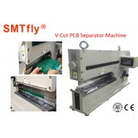 China Pneumatically Driven V Cut PCB Depaneling Machine SMT Router Long Life Span SMTfly-480 on sale