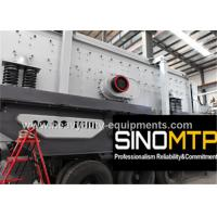 Best Two - Spindle Body Stone Crusher Machine , Mobile Cone Crusher 6-75 mm Feeding wholesale