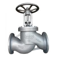 Buy cheap Manual Bellow Seal Globe Valve,1.0619,a216wcb,din3356 standard,DN300,flanged to from wholesalers