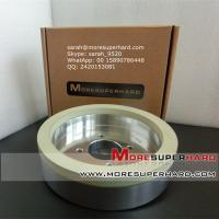 Best CBN cup grinding wheel for Ductile Iron   sarah@moresuperhard.com wholesale