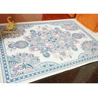 Buy cheap Beautiful Design Non Slip Area Rugs Persian Style For Bedroom / Dining Room product