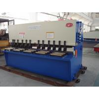 Fully Automatic Guillotine Shearing Machine / Sheet Metal Shear