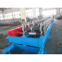 China Cold Rolled Steel Guardrail Forming Machine Line Full Automation For Rail Fence on sale