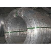 China 1.2mm Hot Dipped / Electro Galvanized Iron Wire Low Carbon Material on sale
