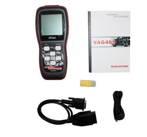 Cheap VAG401 VW / AUDI / SEAT / SKODA Professional Tool / Xtool Diagnostic Tools for sale