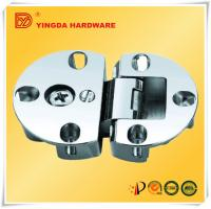 China Hot! Zinc alloy 180 degree concealed folding table hinge/flap table hinge (YD-134) on sale