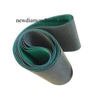 Best CBN grinding polishing belts for Fe-based alloy,titanium alloy,stainless steel,high temperature alloy wholesale