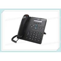 Best Cisco Network Unified Voip IP Phone 6900 Series CP-6921-CL-K9 Cisco UC Phone 6921 wholesale