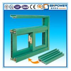Best S80 Sliding Aluminum Window Door Profile wholesale