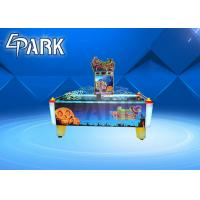 Best Multi Person Electric Air Hockey Table For Arcade Game Center / Family wholesale