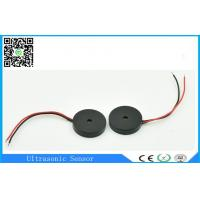 China Low Consumption 10V Piezoelectric Transducers 85dB Electronic Buzzer For Motorcycle on sale