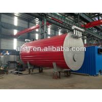 Steel Tube Thermal Oil Boiler Replacement For Chemical , 1.6 Mpa Pressure