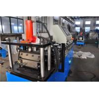 Best GI Coil Light Steel Metal Stud And Track Roll Forming Machine 13 Stands wholesale