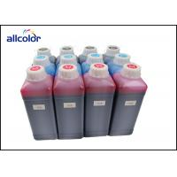 China Wide Format Inkjet Printer Water Based Ink , Light Smell Dye Sublimation Ink on sale