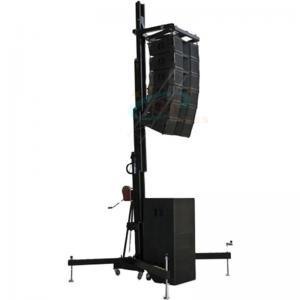 Best Adjustable Height DJ Line Array Speaker Crank Stand wholesale