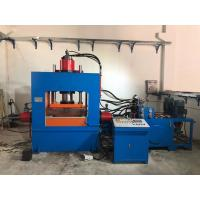 Best Copper Tee Cold Forming Machine, Hydraulic Tee Making Machine, PLC control with touch screen wholesale