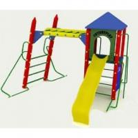 China eco-friendly multi-color rotational moulding playground equipment parts on sale