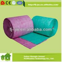 Best Nonwoven Filter Fiber for HVAC Pocket Filter Air Filter Media Roll Fujian China Manufacture wholesale