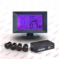 Best Wireless 4 / 6 LCD Parking Sensor System RS-670A-4M wholesale