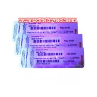 China Windows Product Key Sticker, Best Quality Holograme Win 7 pro OEM Software x16 COA License Red on sale