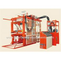 Best 15T Gross Weight Hollow Automatic Block Making Machine PLC Control System wholesale