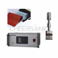 Best Multi Function Raw Rubber Cutting Machine With Ultrasonic Cutting Tool wholesale